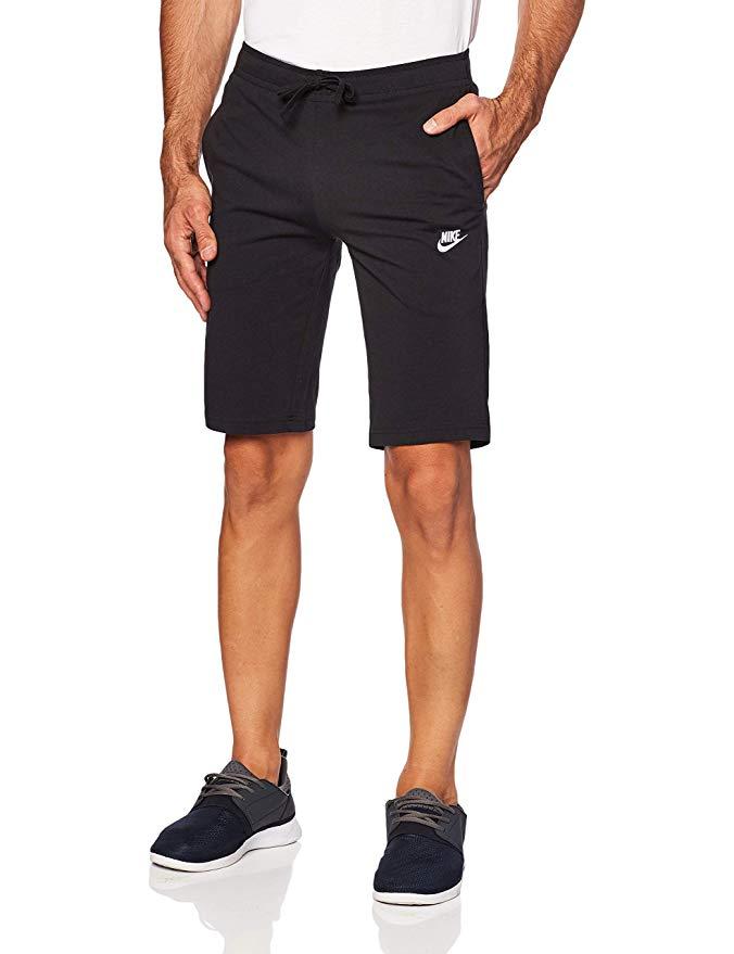 Nike Mens' Cotton Knee Length Shorts