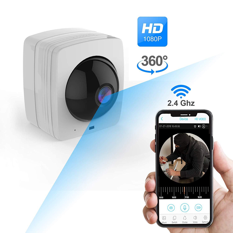 Security Camera IP Camera Wireless 1080p HD