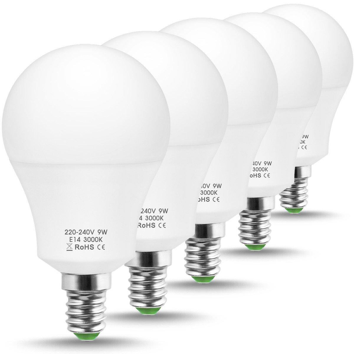 JandCase LED Bulb 60W Equivalent