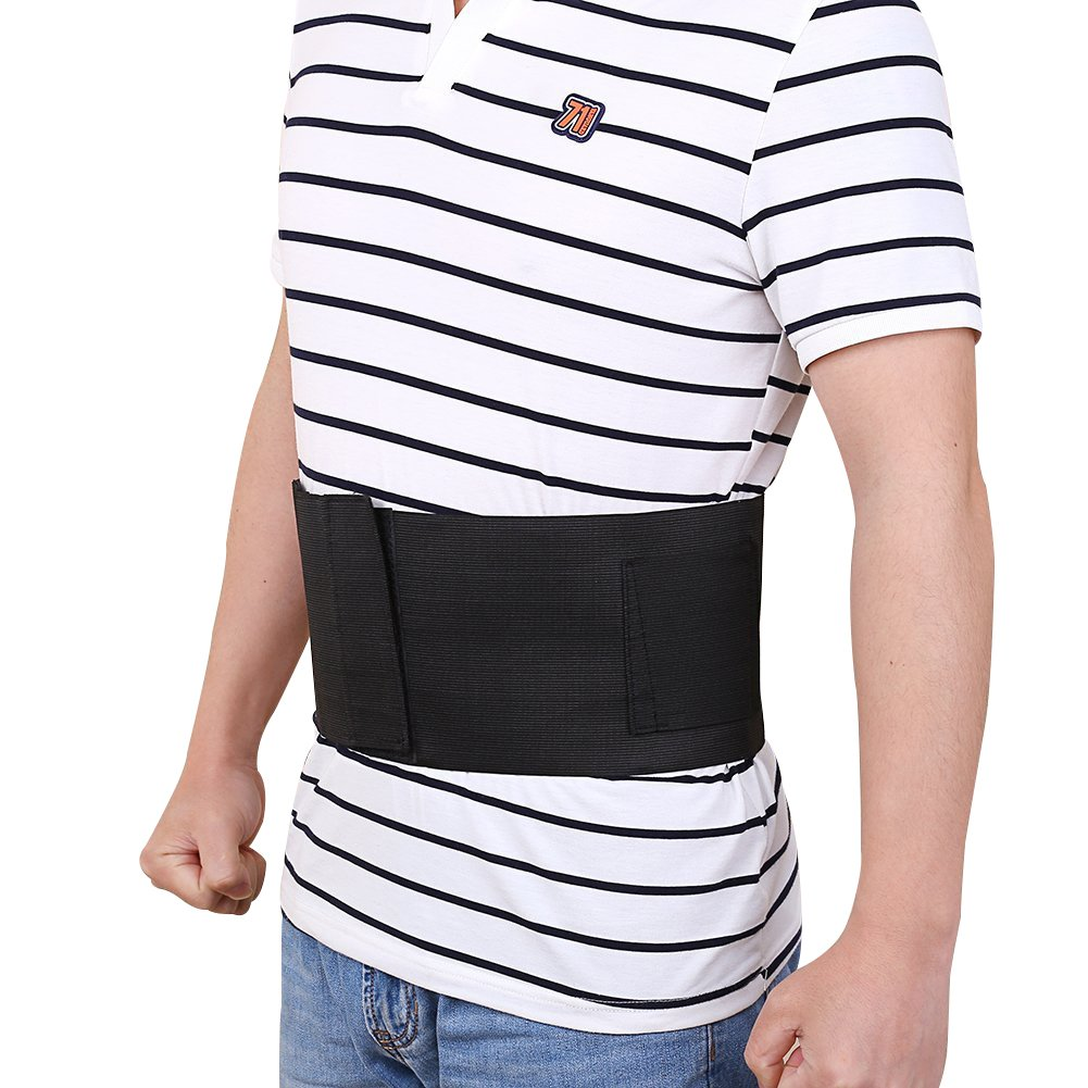 Yosoo Outdoor Multifunctional Belt Elasticated Waist Defender Concealed Belly Band Holster Holds