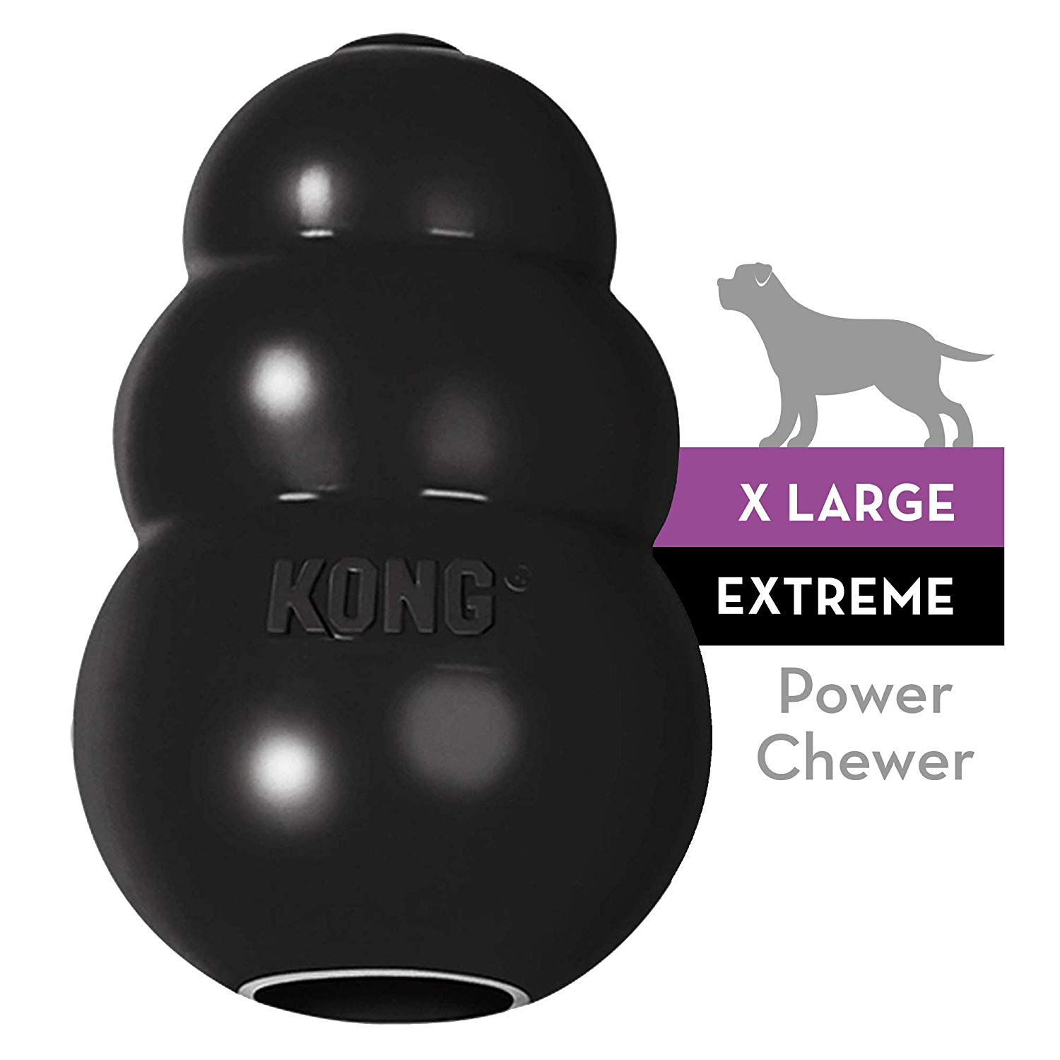 Extreme Dog Toy – Toughest Natural Rubber, add-on item