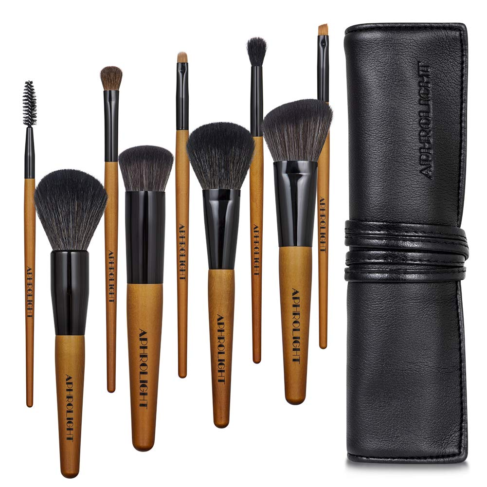 Makeup Brush Set with Case