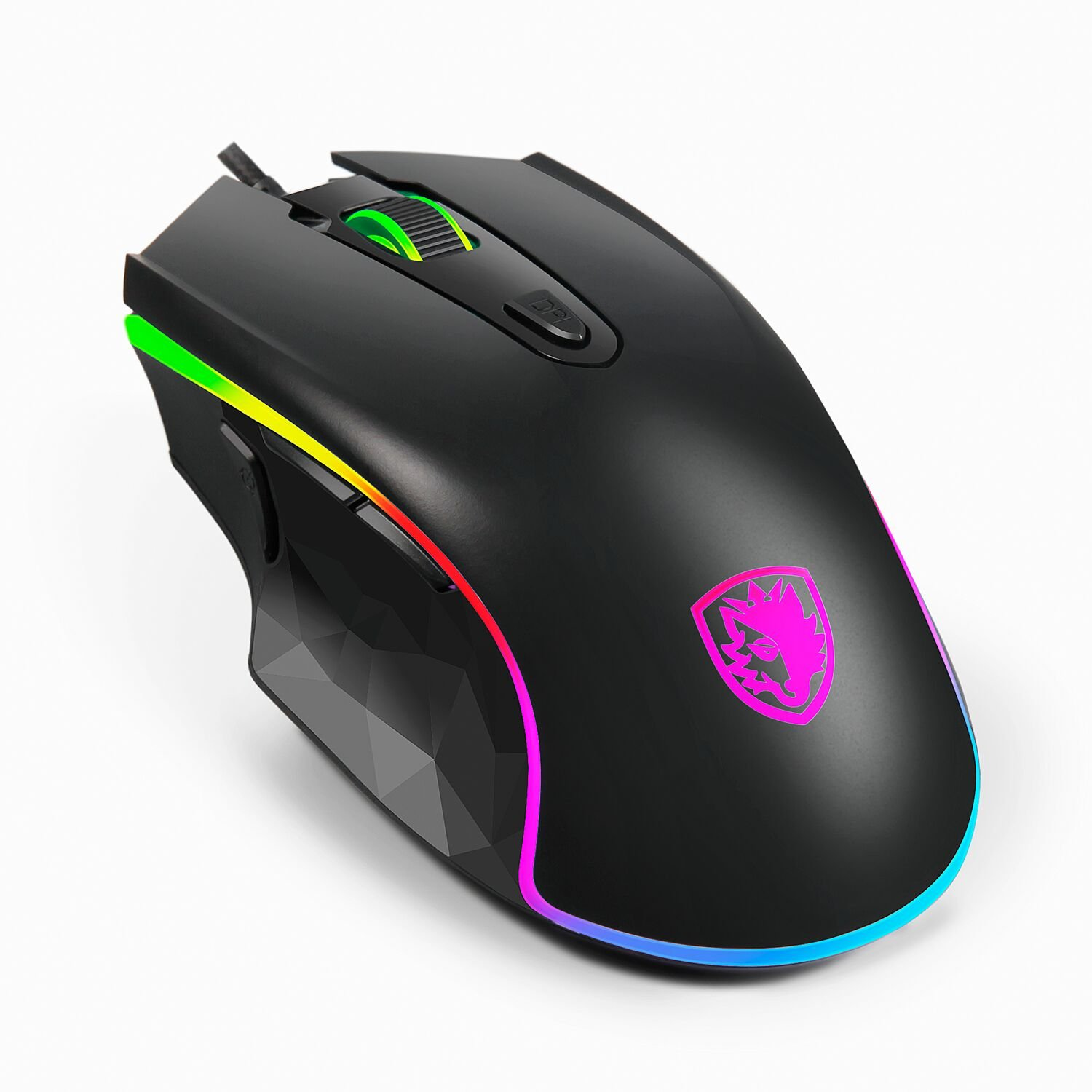 SADES Programmable Gaming Mouse