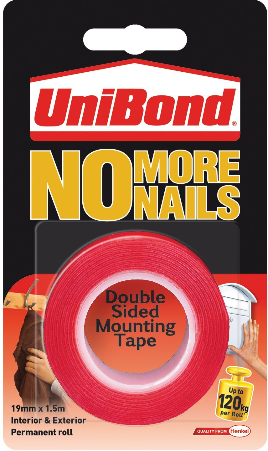 No More Nails Permanent Roll – 19 mm x 1.5 m