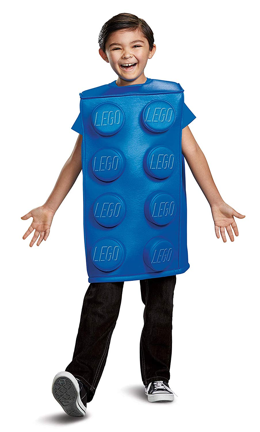 91% off LEGO Blue Brick Costume