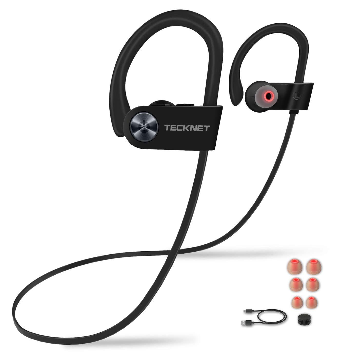 TeckNet Sports Headphones Wired