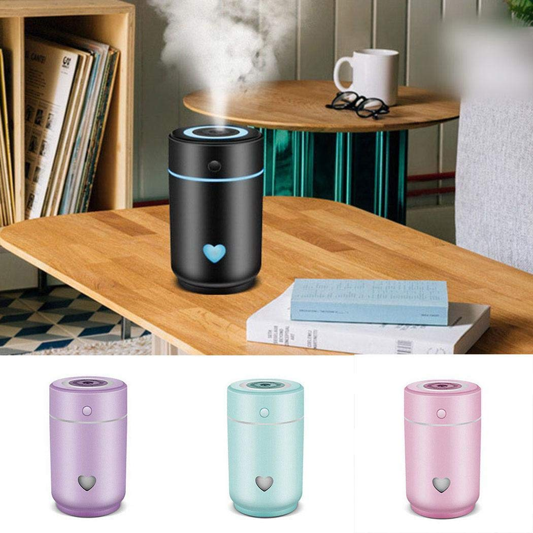 USB Air Humidifier LED Night Light