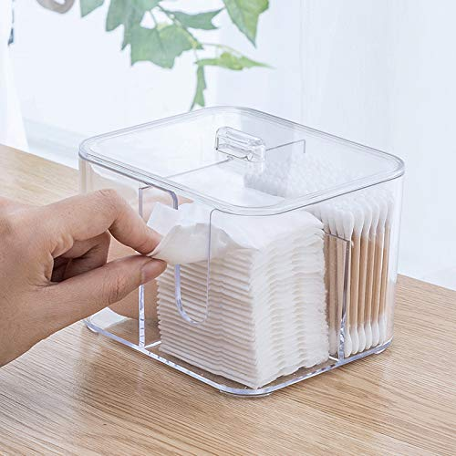 SUNFICON Cotton Pads Holder