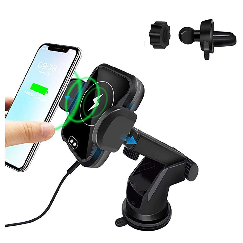 Campotech 10W Fast Charger Air Vent Phone Holder