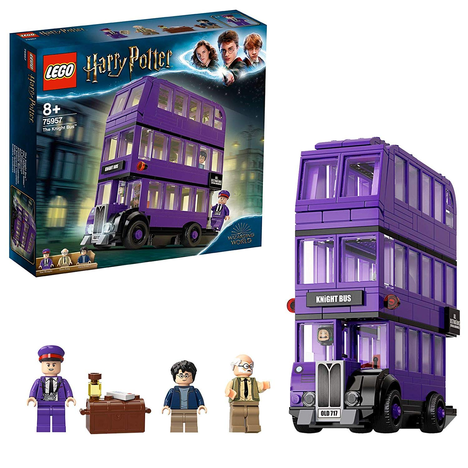 LEGO Harry Potter Knight Bus Toy
