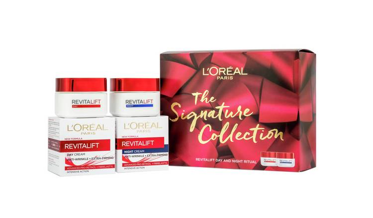 L'Oreal Signature Collection Revitalift Face Cream Set