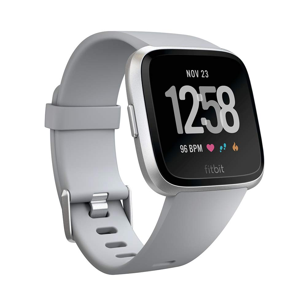 Fitbit Versa Health & Fitness Smartwatch with Heart Rate, Music & Swim Tracking,