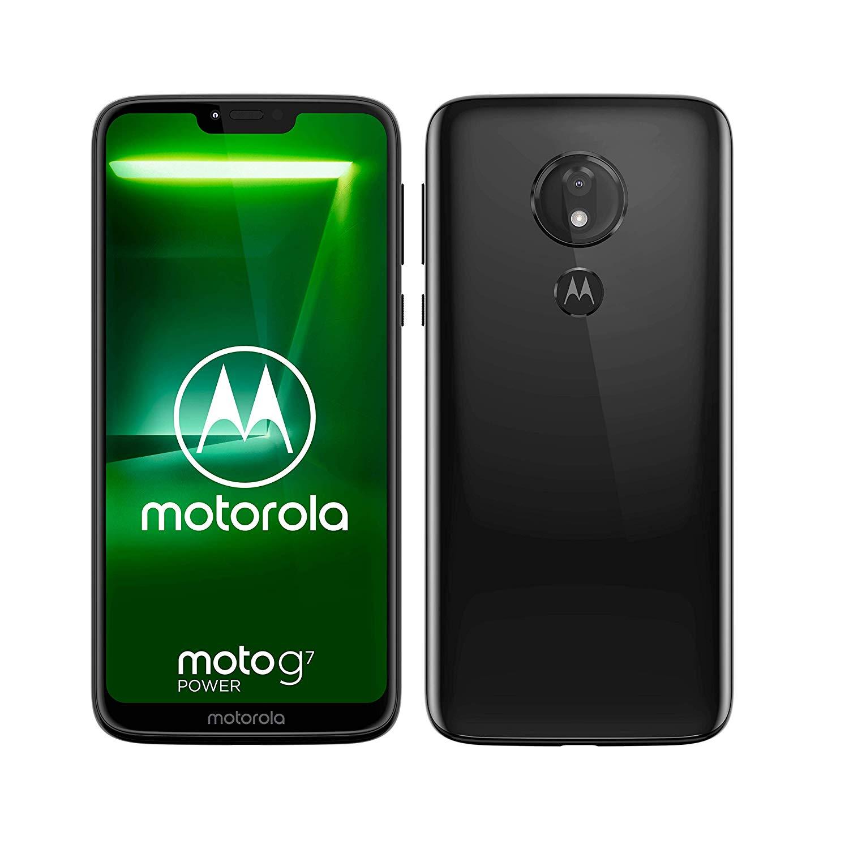motorola moto g7 Power 6.2-Inch Android 9.0 Pie UK Sim-Free Smartphone with 4GB RAM and 64GB Storage