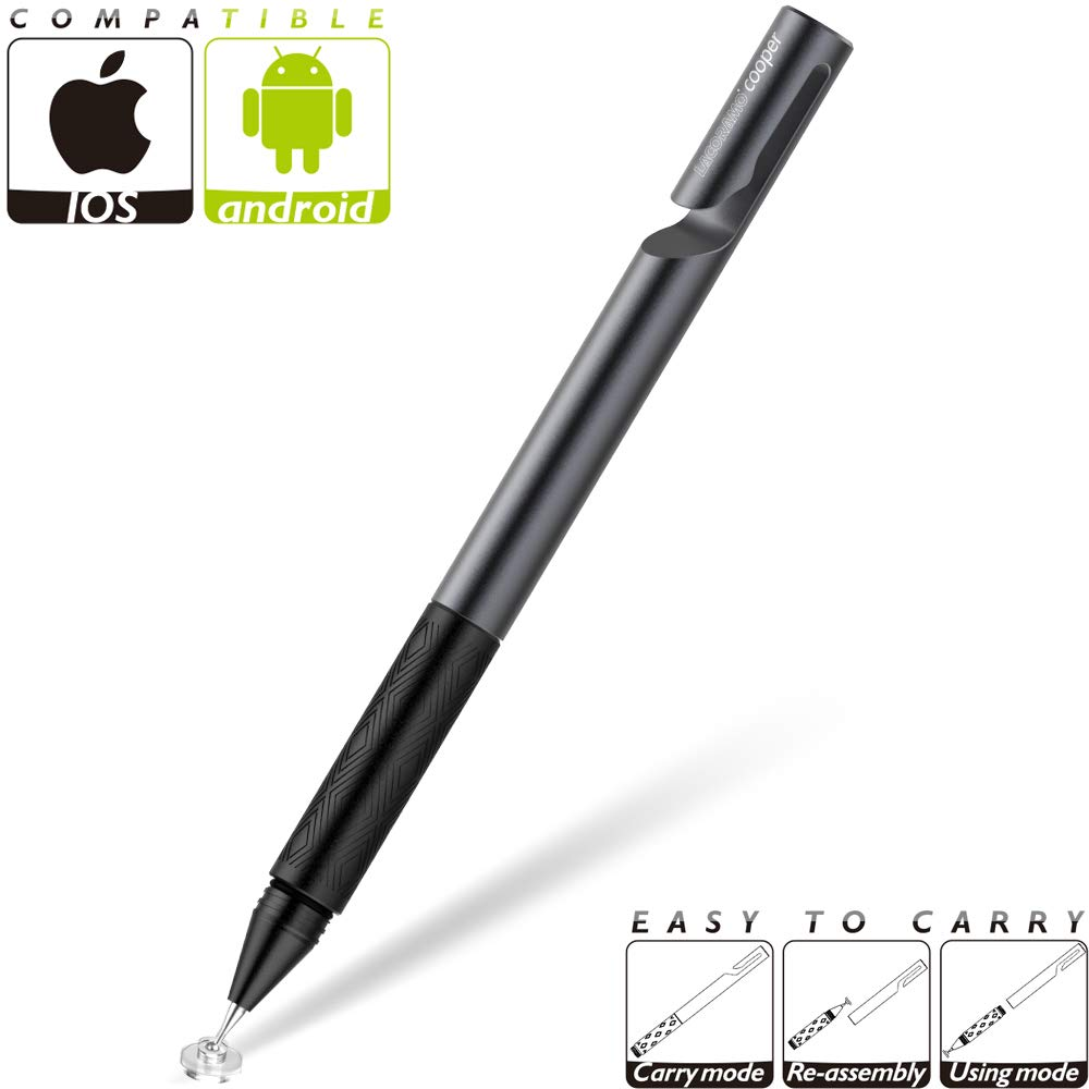 LACORAMO Universal Capacitive Stylus Pen-Styli with Precise Pencil Tip-High Sensitivity Pen