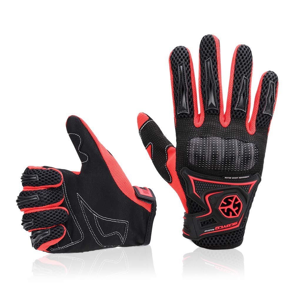 80% off Issyzone Motorcycle Gloves