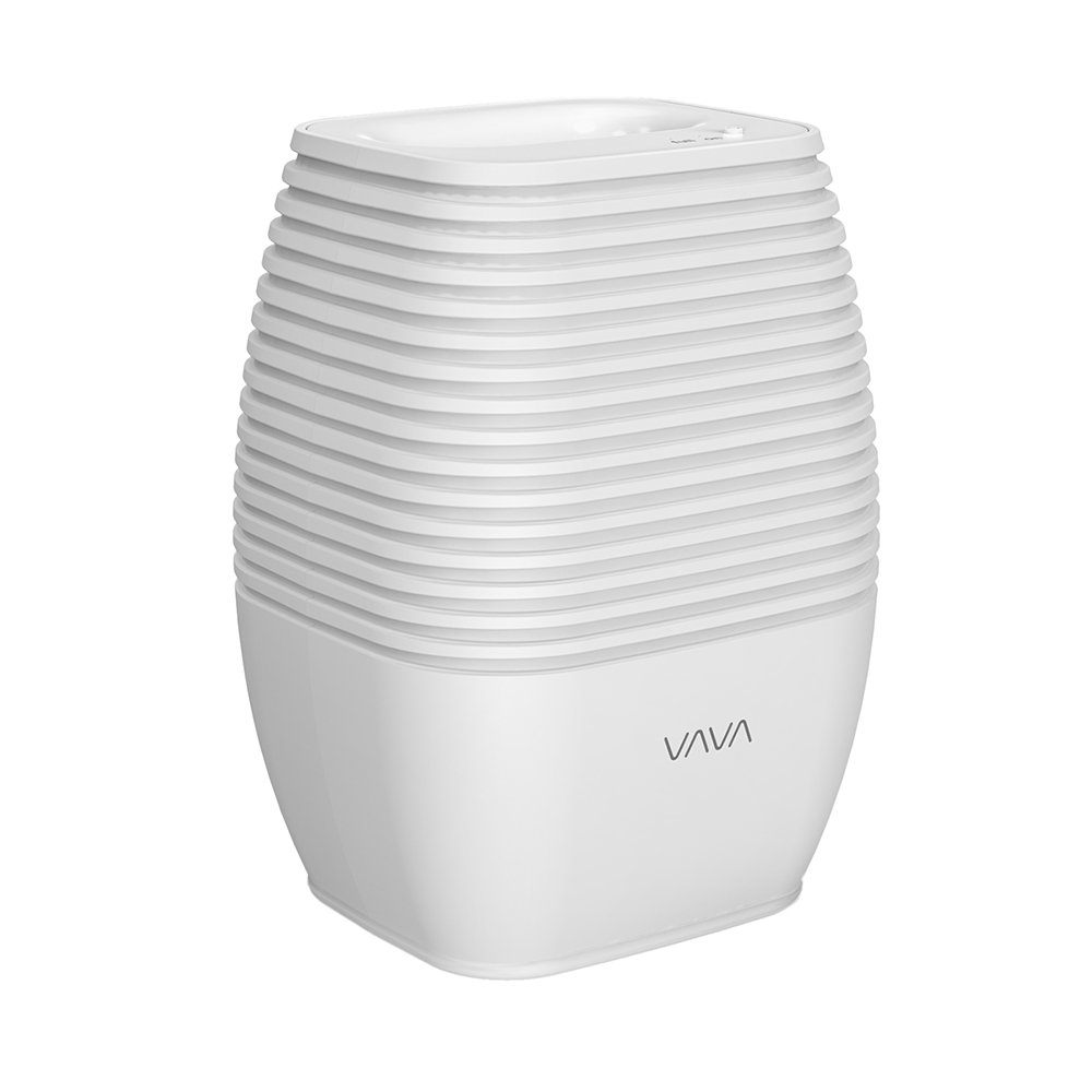 VAVA Dehumidifier, 300ML Portable Mini Air Dehumidifier