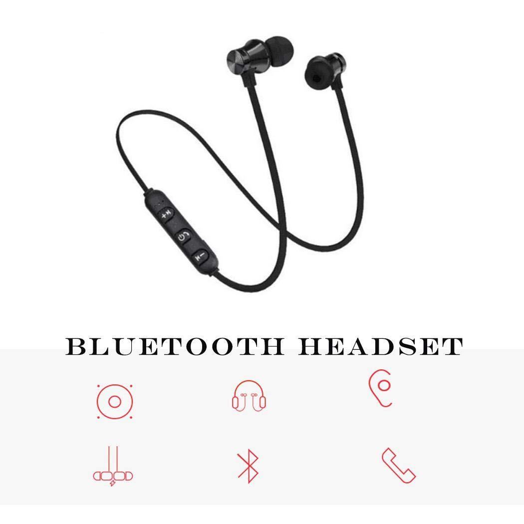 80% off Wireless Bluetooth Earphones Sport Hifi Earbuds in-Ear Headphones