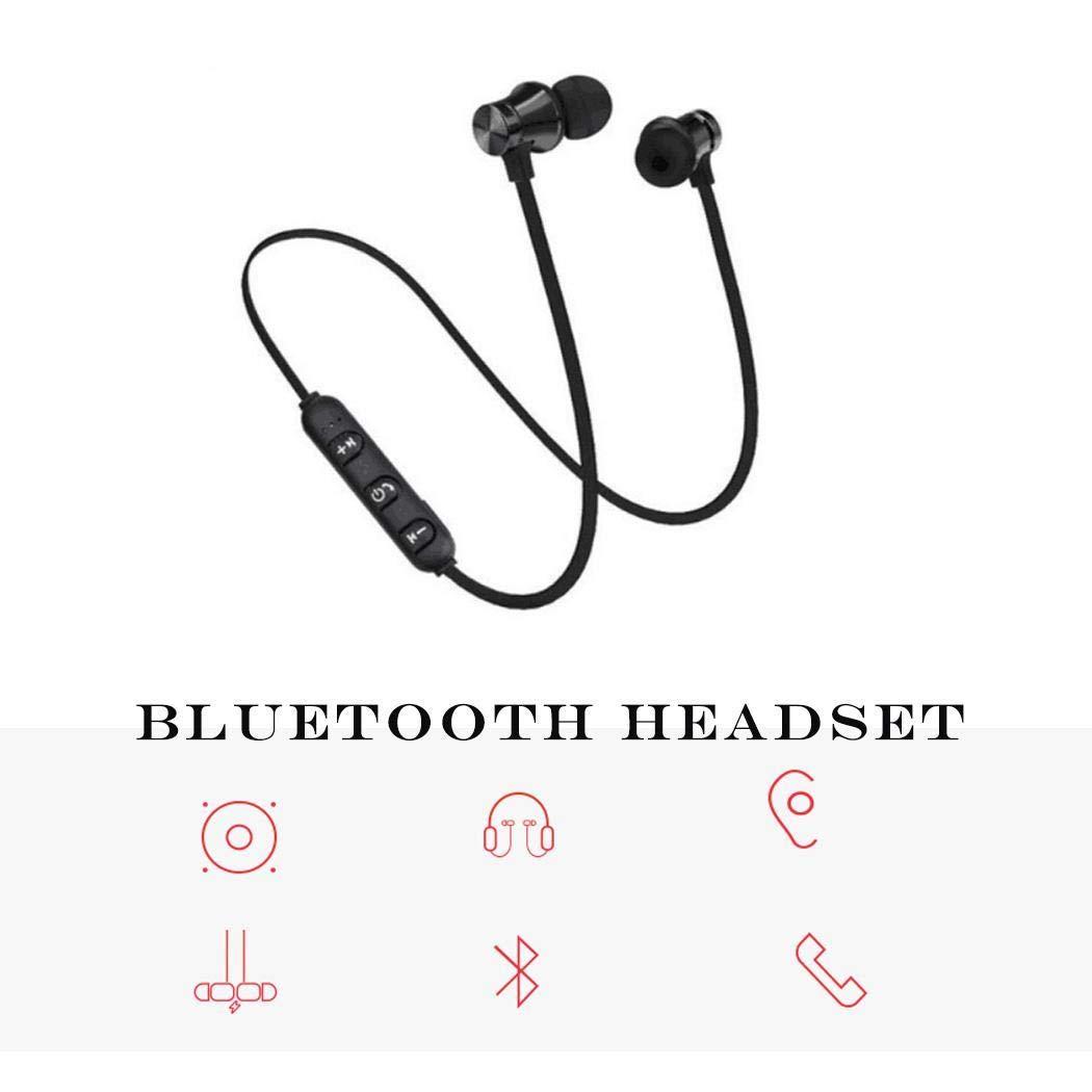 80% off Wireless Bluetooth Earphones Sport Hifi Earbuds in-Ear Headphones