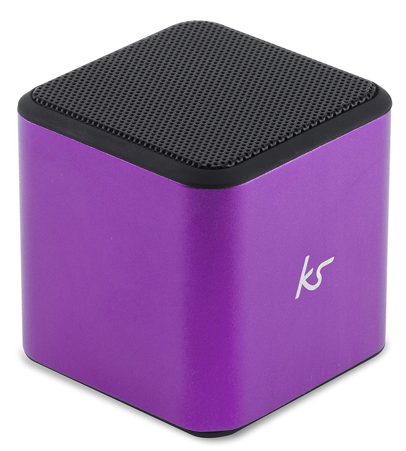KitSound Cube Universal Bluetooth Wireless Portable Speaker for Smartphones