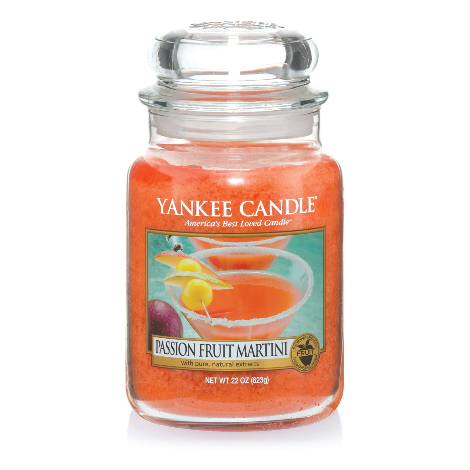 Yankee Candle Large Jar Scented Candle, Up to 150 Hours Burn Time