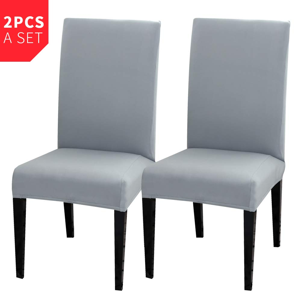 Removable Washable set of 2 Chair Protective Covers