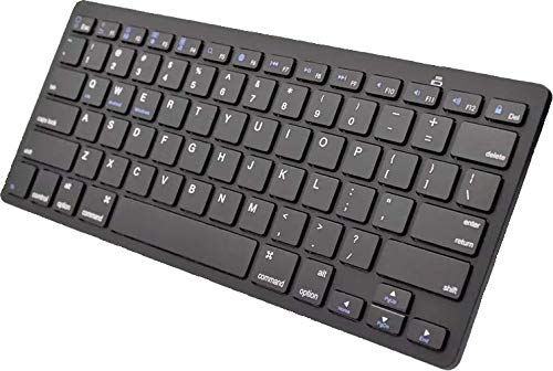 2.4GHz Wireless Keyboard For MacOS, Windows 10/8/7/Vista/XP and Android Smart TV