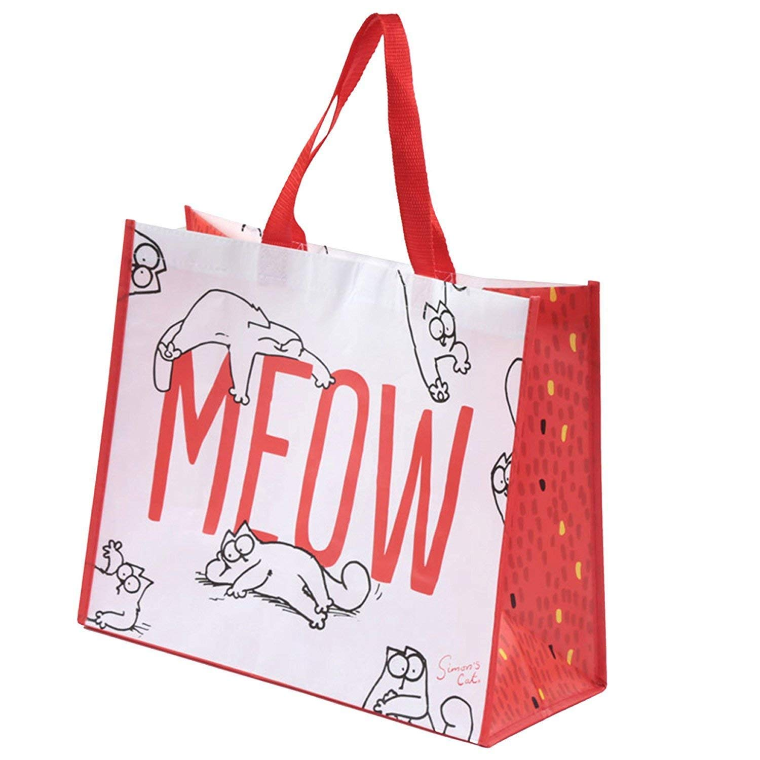 Meow Design Shopping Bag