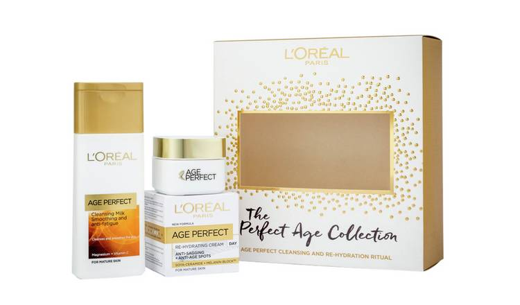 L'Oreal The Classic Collection Skincare Gift Set at Argos