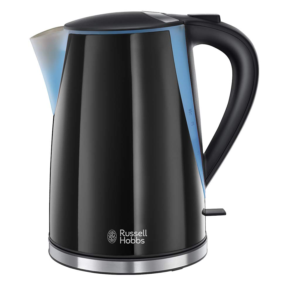 Russell Hobbs Mode Kettle 21400 – Black [Energy Class A]