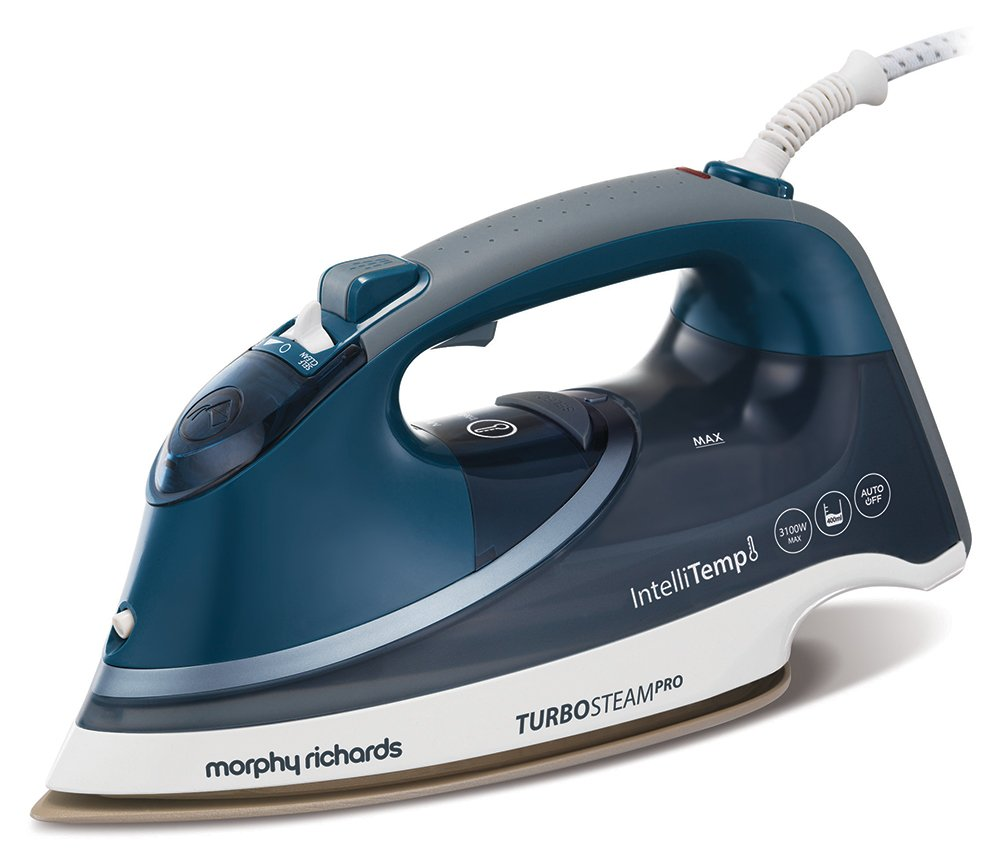 Morphy Richards 303131 Turbosteam Pro with Intellitemp Steam Iron