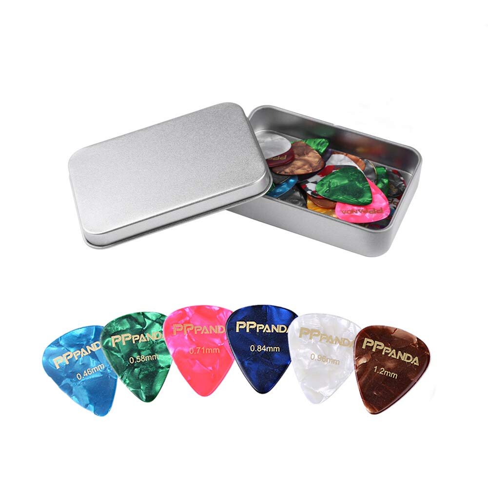 PPpanda Guitar Picks 48pcs