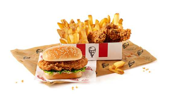 £1.99 FILL UP LUNCH @KFC