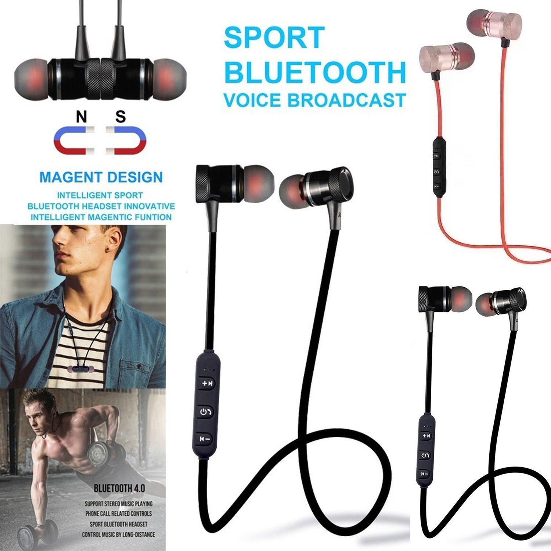Ilonti Handsfree Bluetooth Headphones in-Ear Wireless Earbuds
