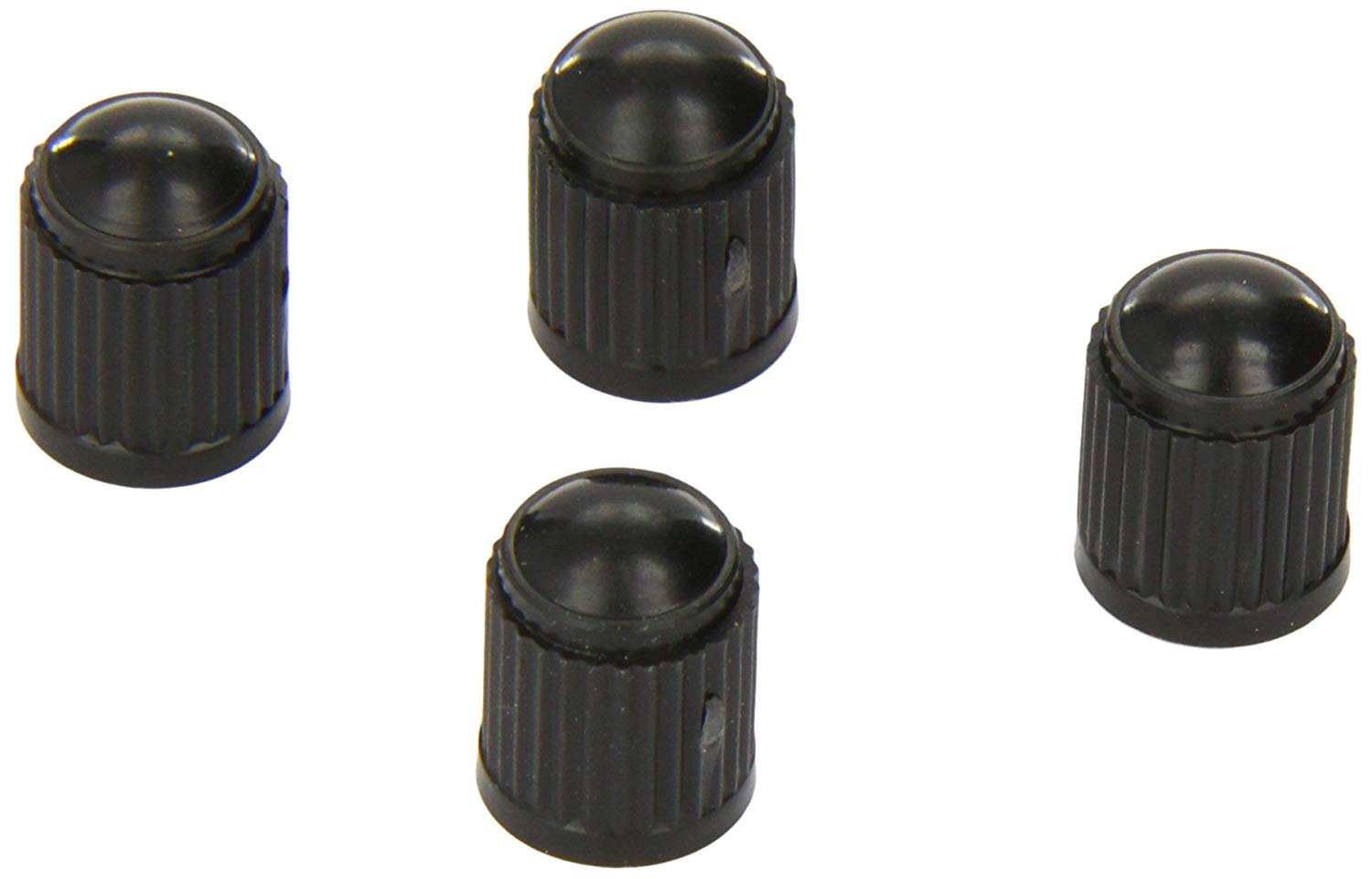 Silverline Tyre Dust Caps – Set of 4 (add-on item) @Amazon