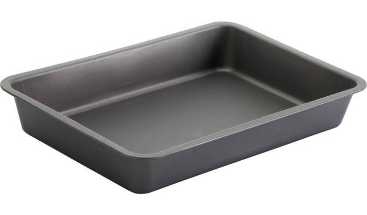Argos Home 5cm Non-Stick Deep Baking Tray