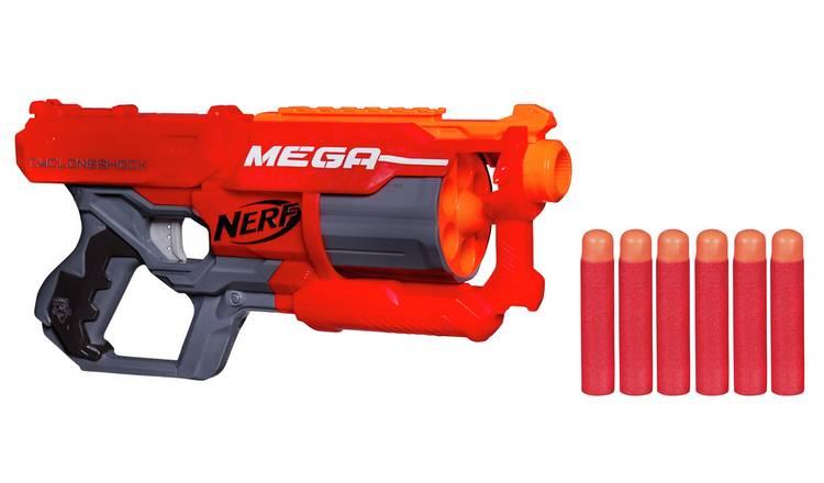 Nerf N-Strike Elite Mega CycloneShock Blaster @Argos