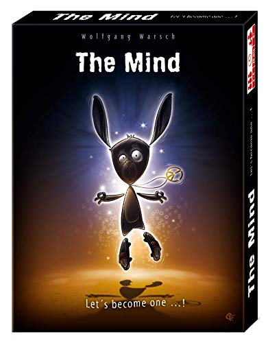 Coiledspring Games The Mind Card Game @Amazon