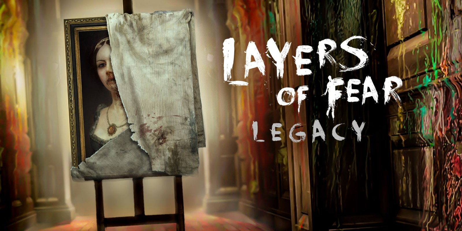 80% off Layers of Fear: Legacy @Nintendo