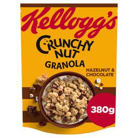 Kellogg's Crunchy Nut Granola Hazelnut & Chocolate 380g – £1.5 @Iceland
