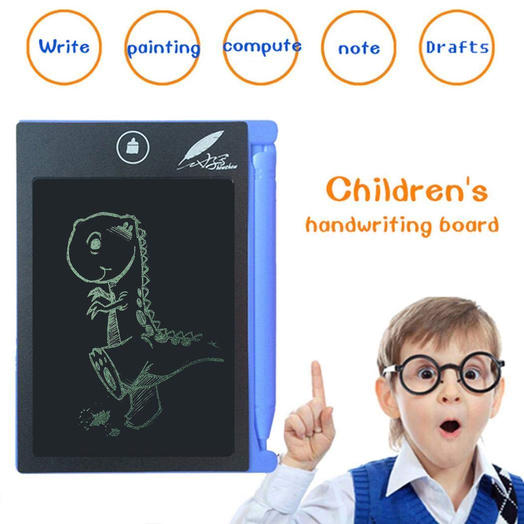 80% OFF  Powent 4.4inch LCD Writing Pad Tablet Drawing Memo Board