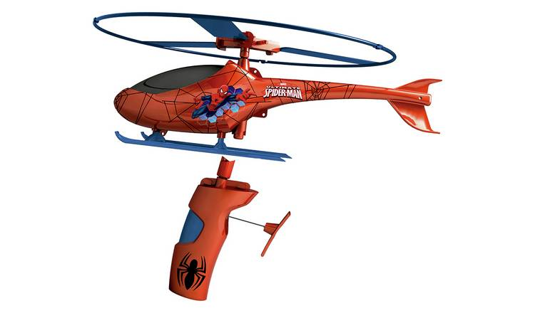 Spider-Man Rescue Helicopter £3.99 at Argos
