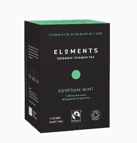 Free Eloments Organic Tea
