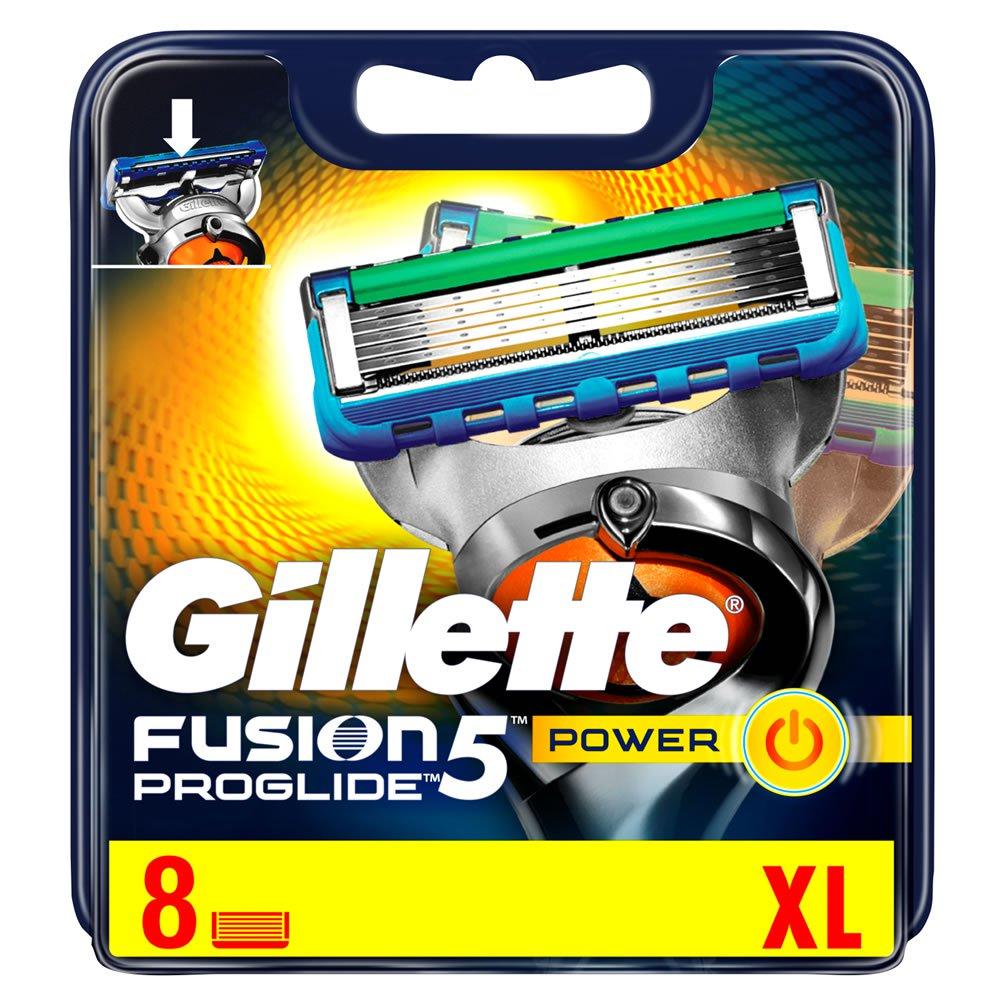 Gillette ProGlide Power Razor Blades 8 pack @Wilko (FREE C&C)