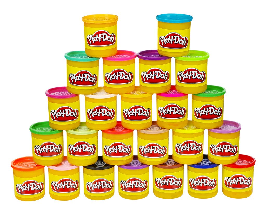 Play-Doh tubs, Pack of 24 Only £10.34