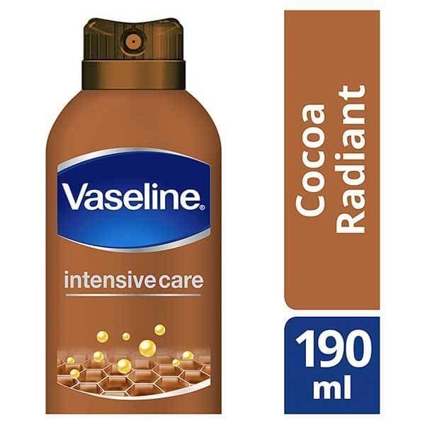 Better than 1/2 price Vaseline Spray & Go Cocoa Radiant @Superdrug