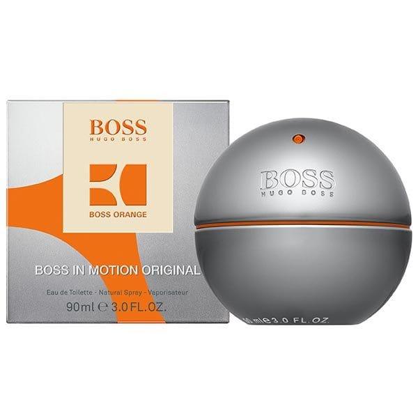 Boss In Motion Eau de Toilette 90ml @Superdrug