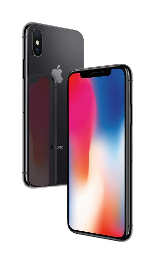 Save £100 on the 64GB Apple iPhone X (Space Grey) at Amazon