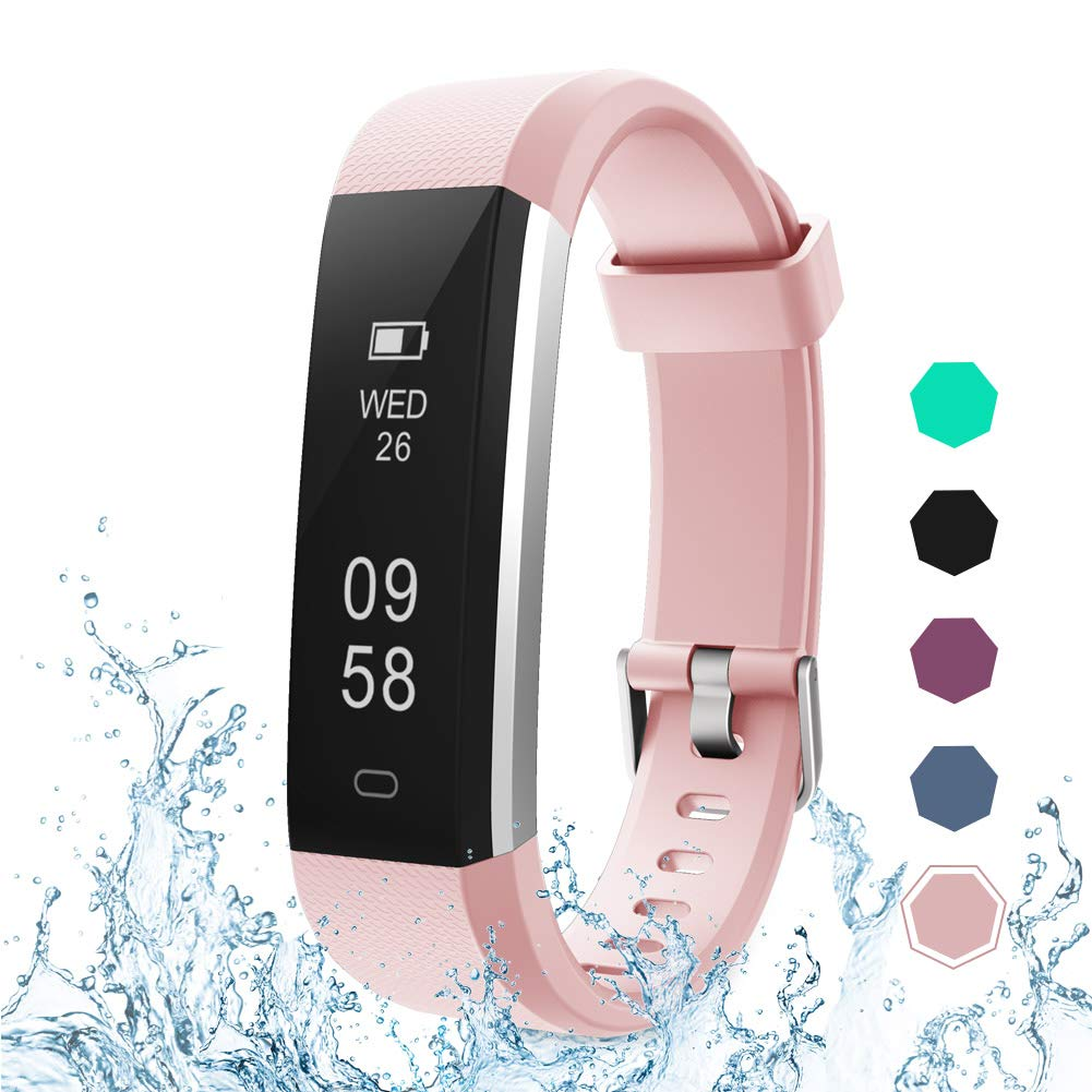 LETSCOM Fitness Tracker, Activity Tracker