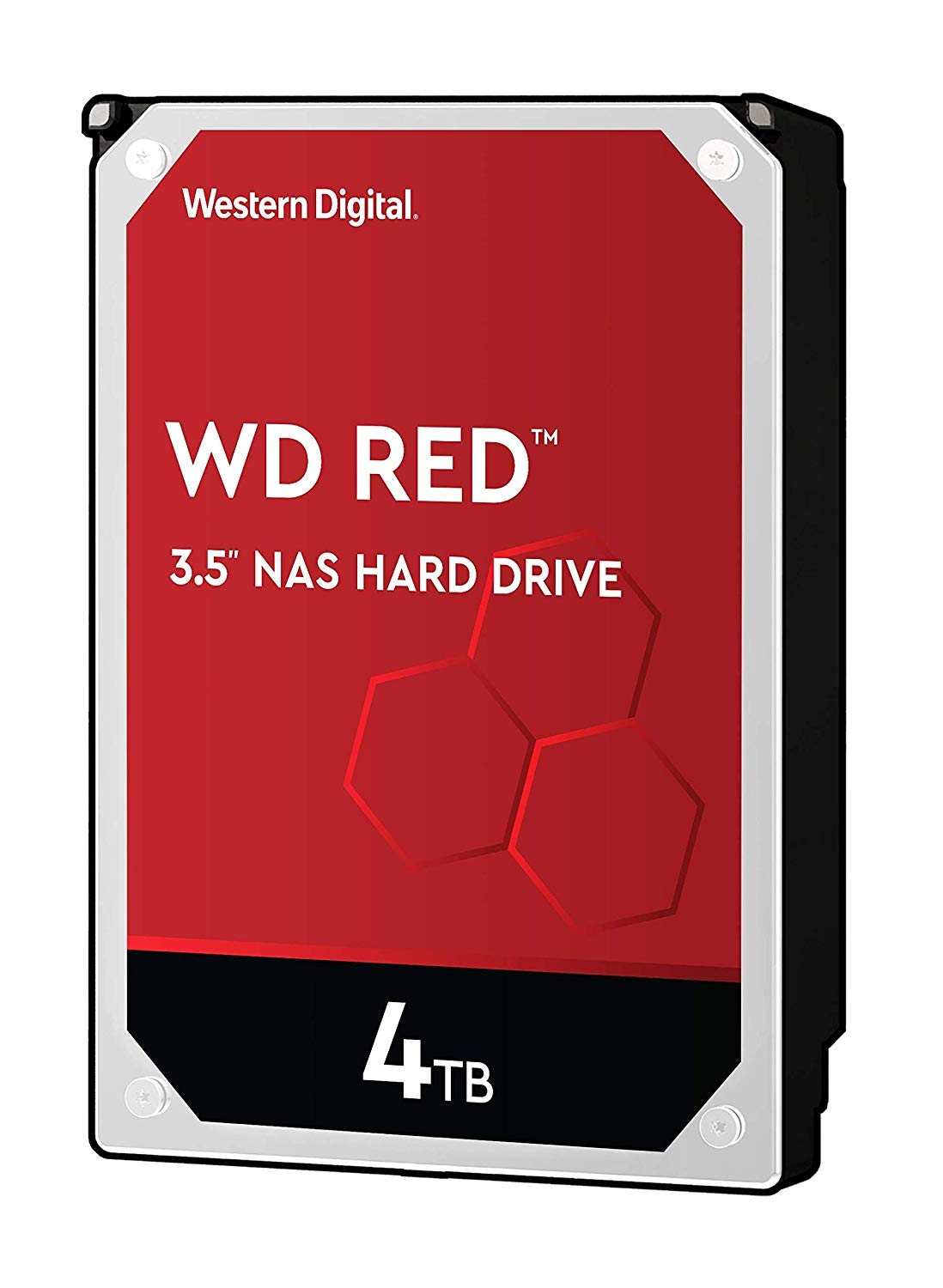WD 4 TB NAS Internal Hard Drive £95.99 at Amazon