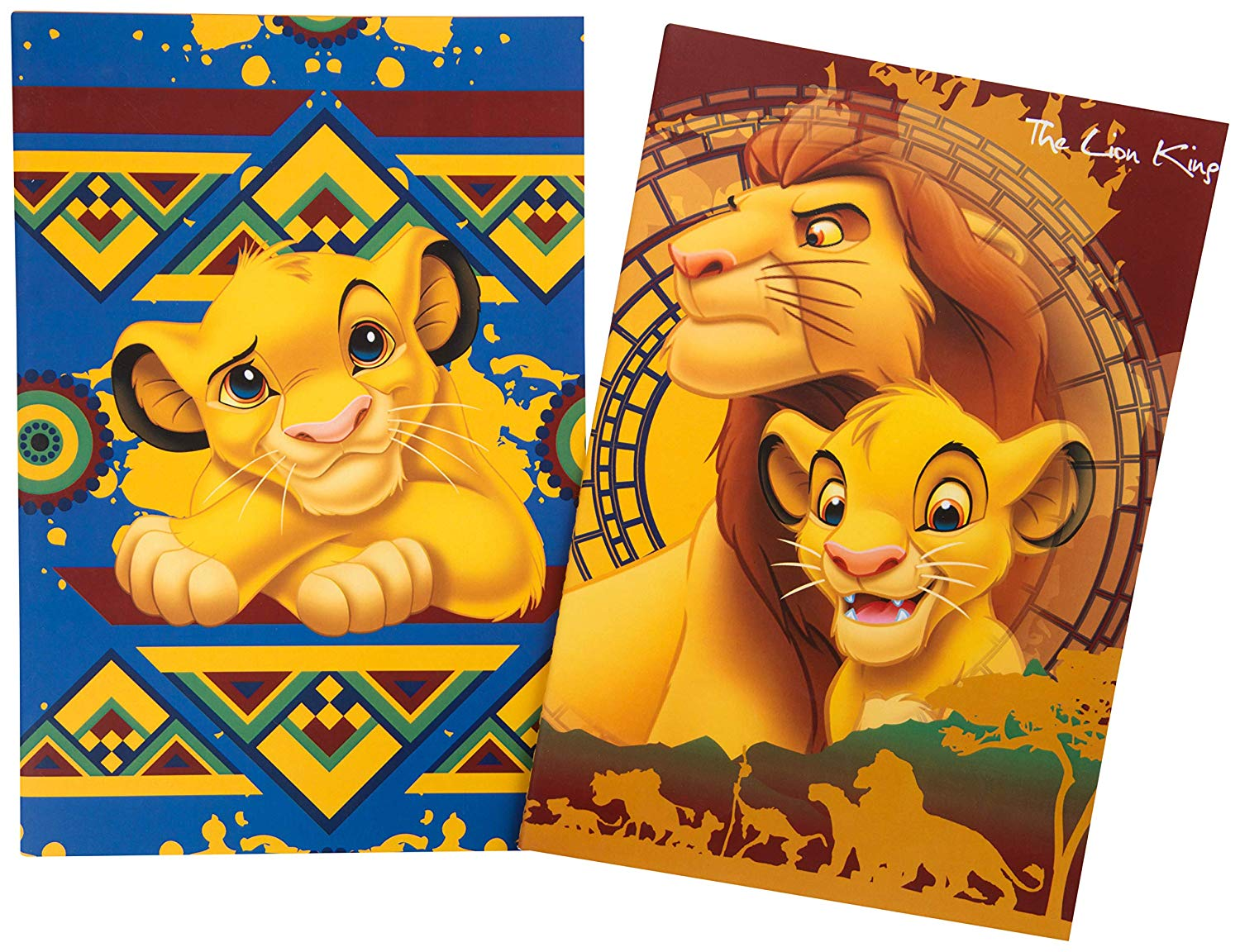 Disney Lion King Two A5 Notebook Journal, Writing Pad Workbook add-on item